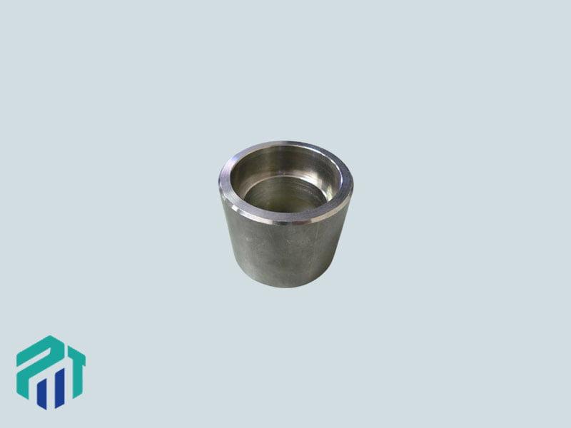 Titanium Socket Weld Coupling