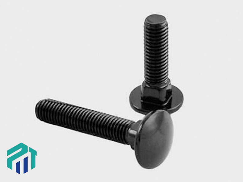 Carbon Steel Carriage Bolts