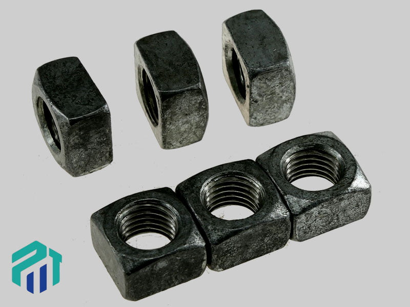 Carbon Steel Square Nuts